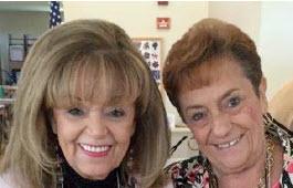 Betty and Karen